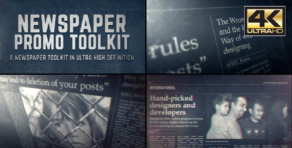 ae templates online toolkit.